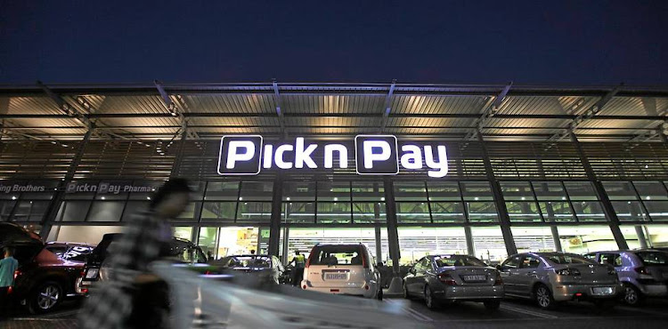 Pick n Pay. Image: KEVIN SUTHERLAND
