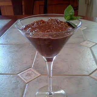 Cocoa Chia Pudding.