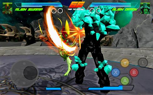 Heroes Alien Force Fight Ultimate Earth Battle War 5