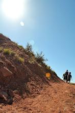 Photo: Hiking in Kanab