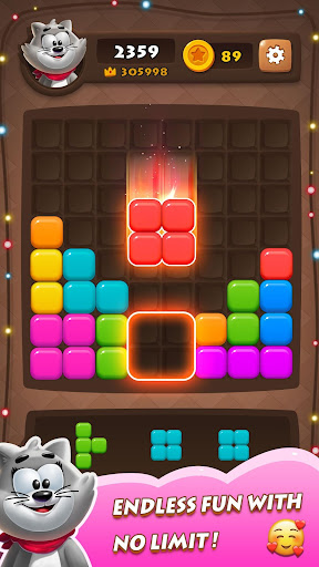 Puzzle Master - Sweet Block Puzzle screenshots 4