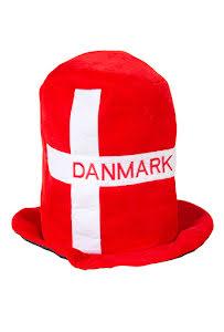 Hög hatt, Danska flaggan