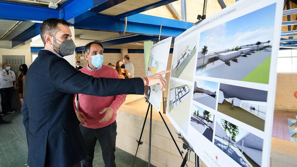 Presentación de la nueva instalación.