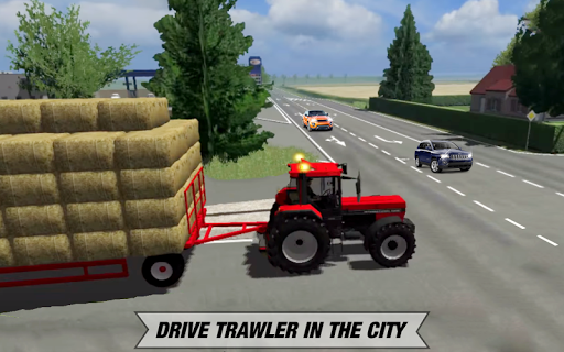 Tractor Cargo Transport: Farming Simulator 1.0 screenshots 1