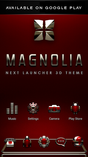 MAGNOLIA Poweramp skin V2 - Apps on Google Play