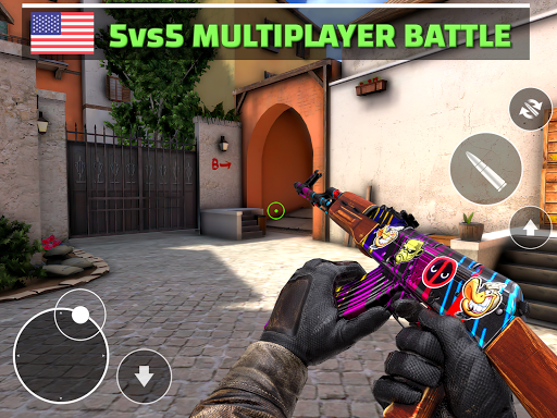 Counter Attack - Multiplayer FPS 1.2.38 screenshots 7