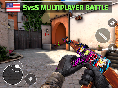 Counter Attack – Multiplayer FPS Mod Apk Download For Android and Iphone 7