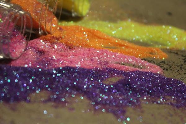 glitter di Airan