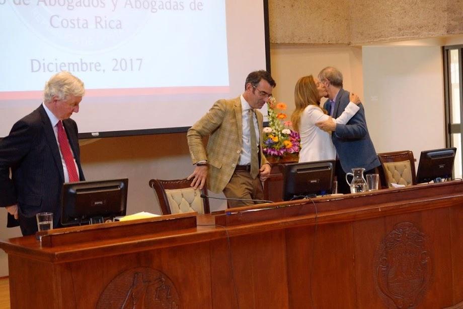MINISTRA DE JUSTICIA ASUMIRÁ DIRECCIÓN DEL ILANUD EL 1.° DE ENERO