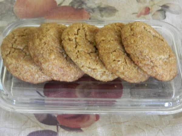Sugar-n-spice Cookies(from Pancake Mix!)