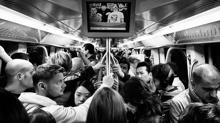 Metro di utente cancellato