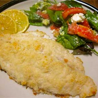 Almond-Crusted Catfish Fillets