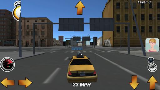 タクシーの運転免許証