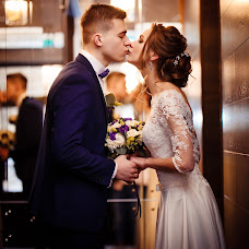 Wedding photographer Nataliya Lobacheva (Natali86). Photo of 04.02.2018