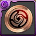 呪術メダル銅
