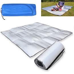 Izopren camping, 200x150 cm, impermeabil, Grunberg A4832