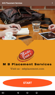 M B Placement Services - náhled
