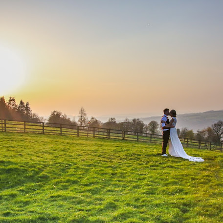 Wedding photographer Daniel Thubron (123photography). Photo of 16.05.2018
