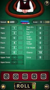 Yatzy - Offline - náhled