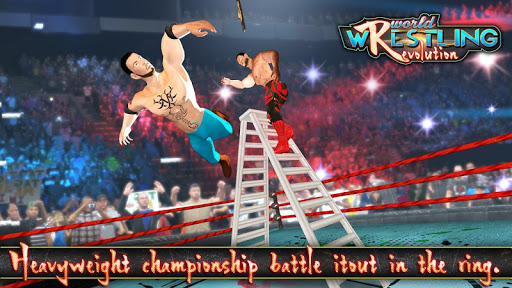 World Wrestling Revolution - Free Wrestling Games  screenshots 9