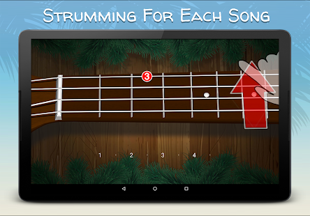 Ukulele Christmas Songs- screenshot thumbnail