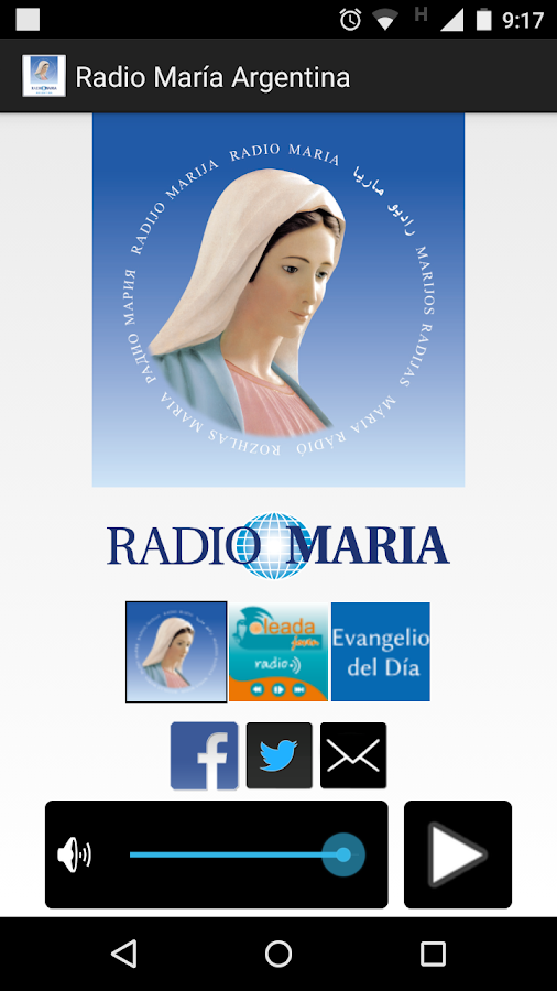 Radio María Argentina 1.1- screenshot