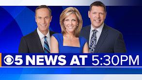 CBS 5 News at 5:30pm thumbnail