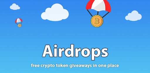 Airdrops - Free Crypto Tokens - Aplikasi di Google Play