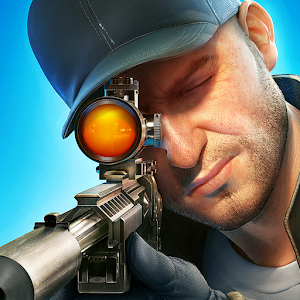 Sniper 3D Gun Shooter icon