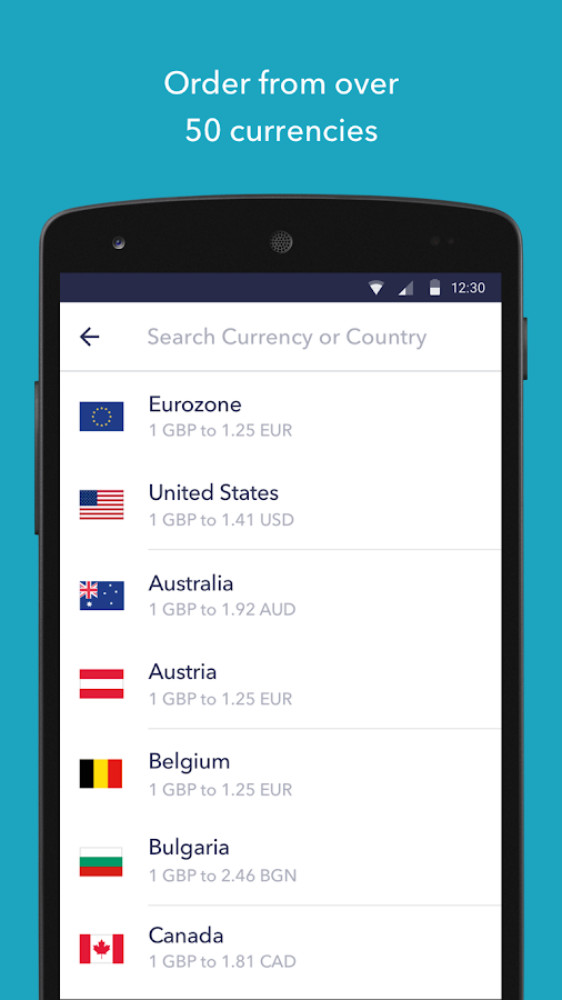 Travelex Money Android Apps On Google Play