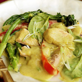 Tuna Curry Vegetables Recipes