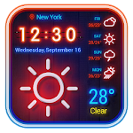 weather on home screen 16.1.0.47490