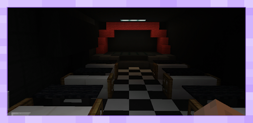 FNAF Sister's Location Night 3. Map for MCPE for PC
