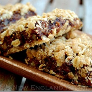 Fig Nut Bars