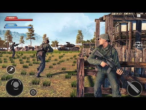 WW2 US Army Commando Survival Battlegrounds 1.6 screenshots 10