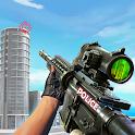 Police Sniper 2020 - FPS Shooter : Gun Games icon