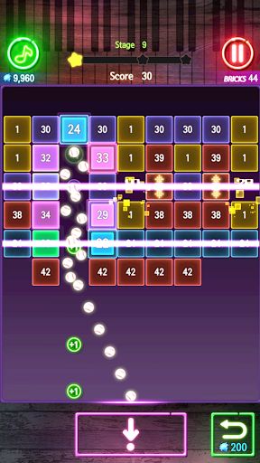 Bricks Breaker Melody apkmr screenshots 4