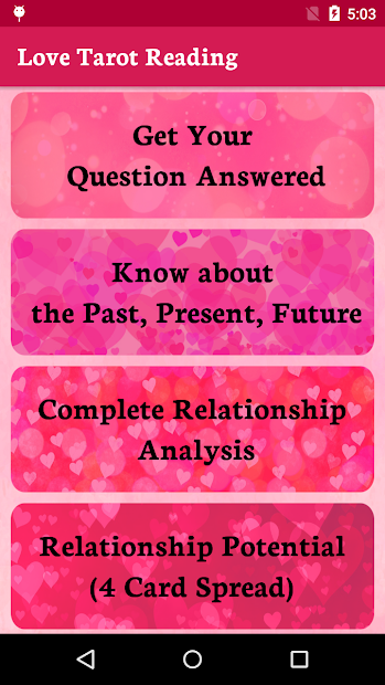 Tarot Card Reader - Free Love Horoscope Analysis