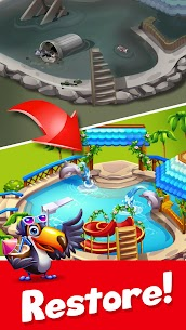Tropic Trouble Match 3 Builder 3