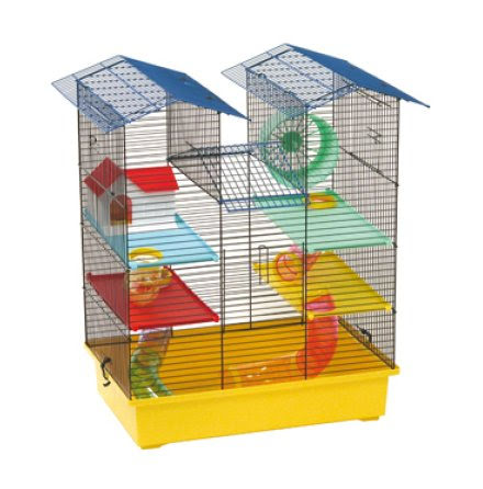 RC Tower Hamster