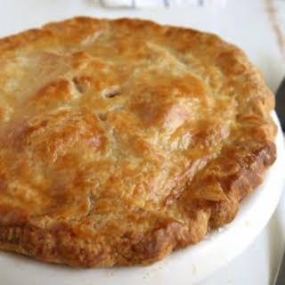 Foolproof Flaky Pie Crust.