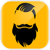 Beard Photo Editor - Beard Cam Live Icon
