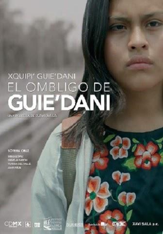 El ombligo de Guie'dani