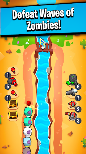 Merge TD: Idle Tower Defense - screenshot