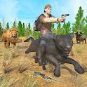 Sniper Hunt Counter Safari Attack icon