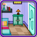 Escape Games-Puzzle Bedroom 1 icon