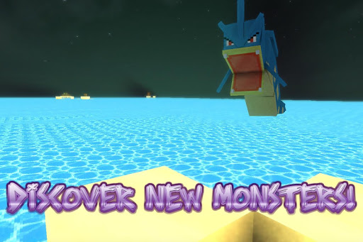 Craft Monster 1.0 screenshots 3