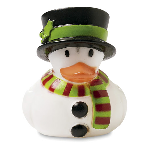 Snowman Ducks to Personalise