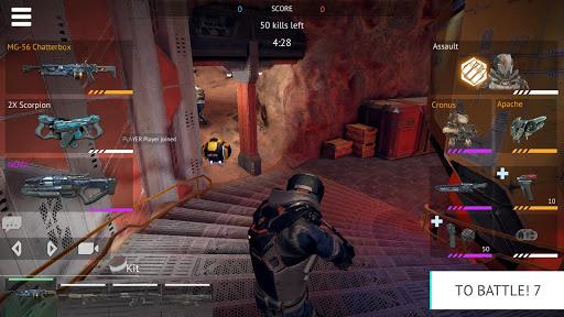 Infinity Ops: Online FPS 1.5.1 screenshots 13