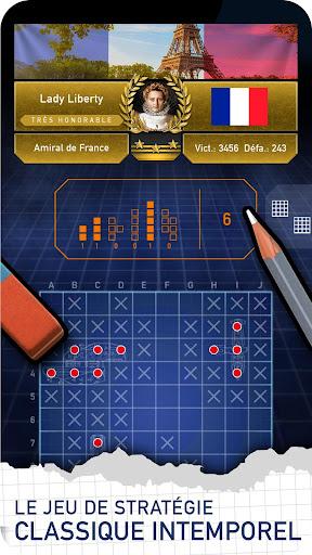 Code Triche Bataille Navale - Touché-coulé  APK MOD (Astuce) screenshots 1